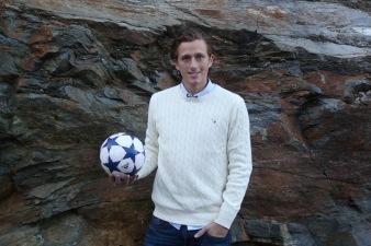 Simon Pettersson, Fotbollsbloggen STO