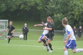 Veckans kapten är Filip Bergholtz efter att ha gjort tre mål och tre assist mot Skärhamn.