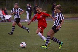 Med 31 mål i trean är jag nyfiken på hur Ilona Thörner sköter sig i division 2.
