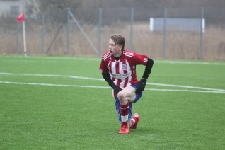 Daniel är årets överraskning i STO-fotbollen efter att ha bytt klubb och position och där levererat.