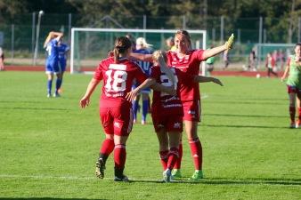 Emma Röös har en bra säsong bakom sig och har gjort 11 mål i SIF-tröjan.